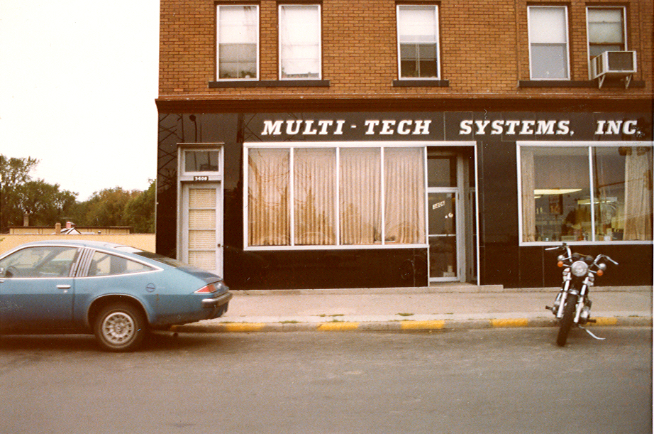 MultiTech building